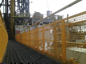 BLH Stop Drop Barricading - Shah Deiniz Platform (3)